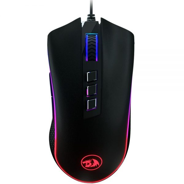 10878881162 mouse gamer redragon king cobra rgb 8 botoes 24000dpi m711 mouse gamer redragon king cobra rgb 8